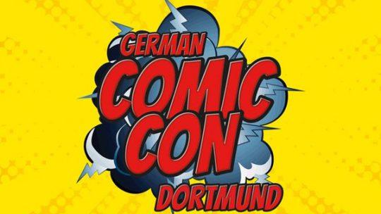 Vorbericht – GERMAN COMIC CON DORTMUND, 07. – 08. Dezember 2019