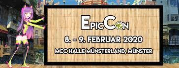 (Vorabbericht) Ein Fantastisches Wochenende in Münster EpicCon 2020